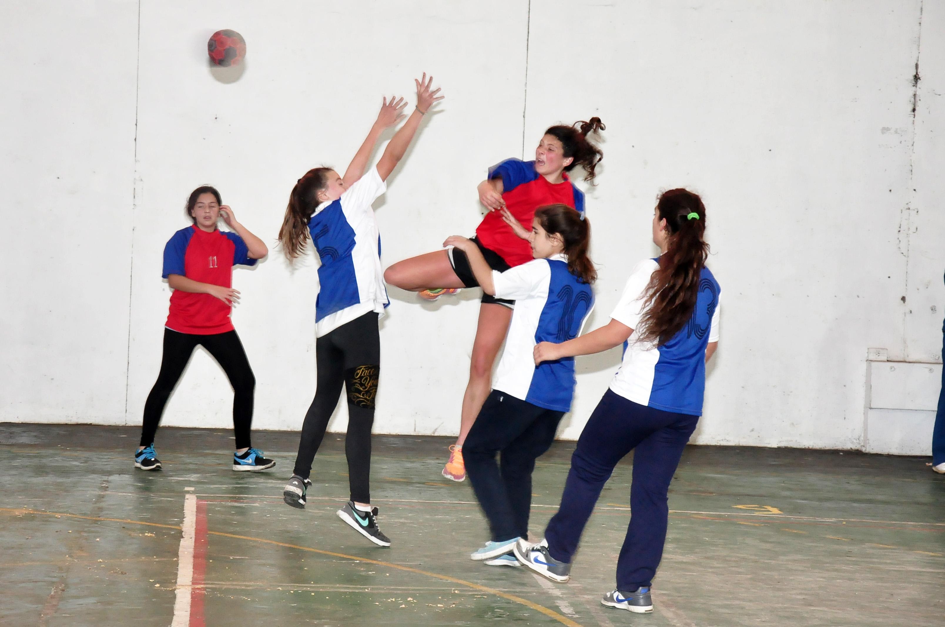 Estas son las imágenes de la 1° Jornada del Encuentro Deportivo y Cultural