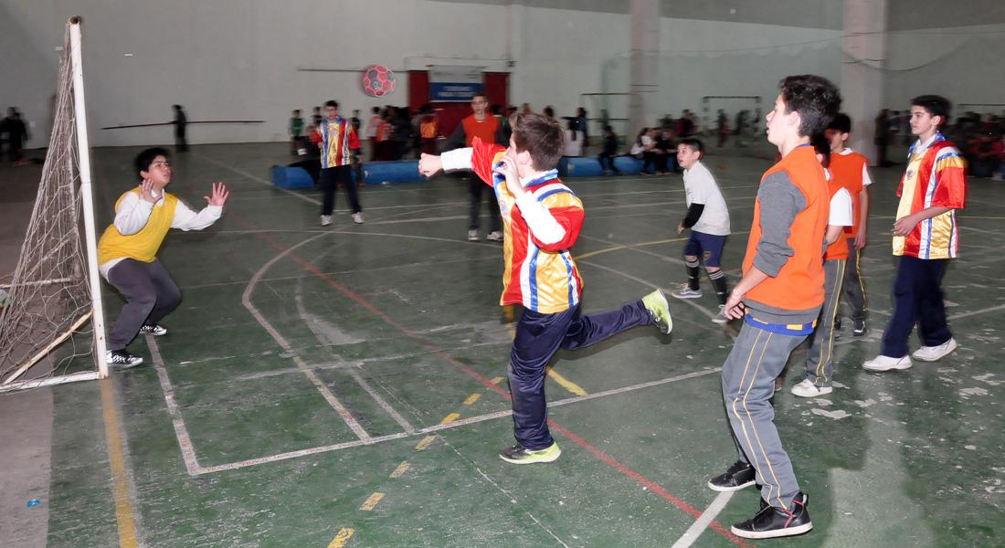 Encuentro Deportivo y Cultural-Día 2 de septiembre