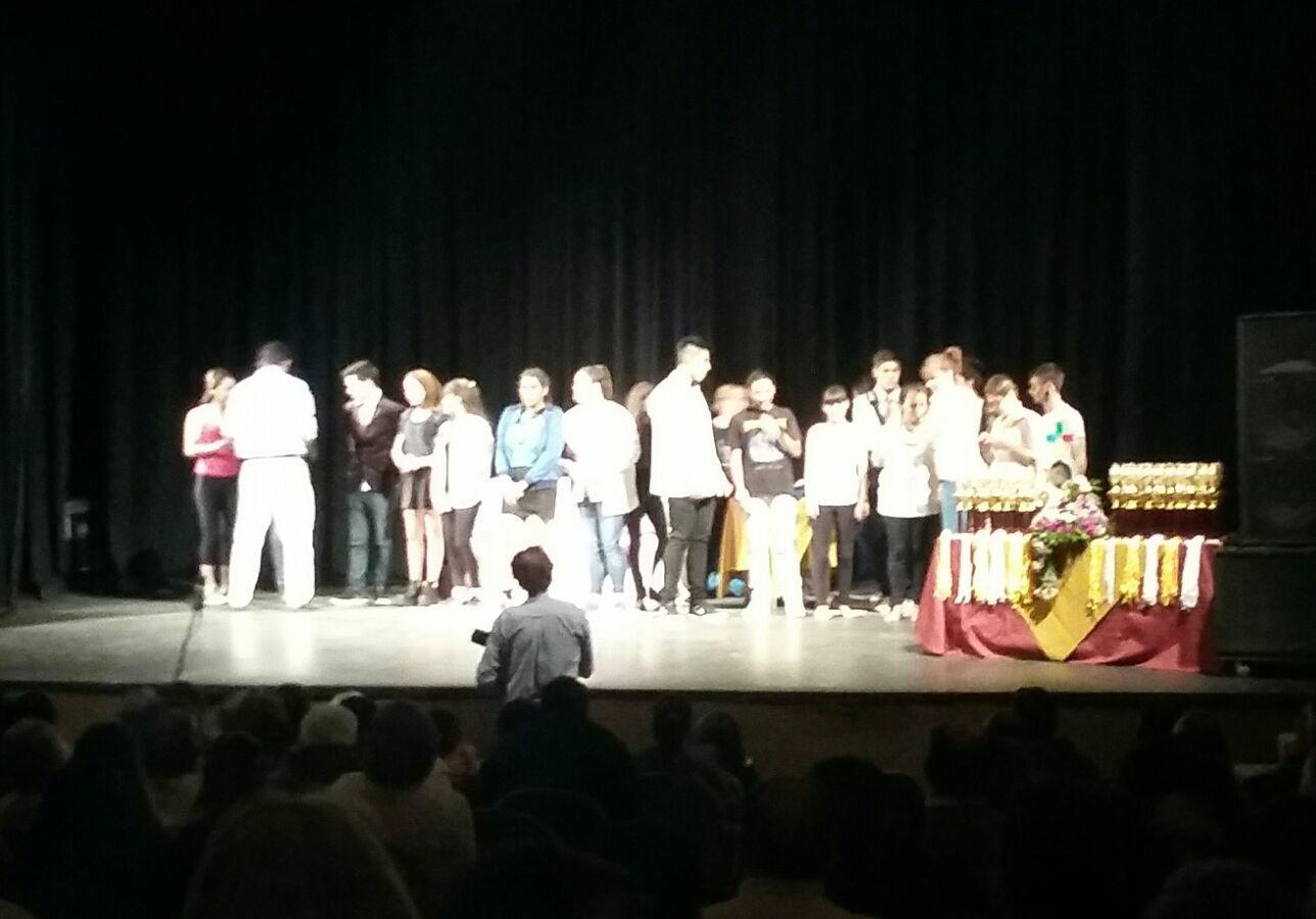El Instituto Stella Maris se llevó la Copa Juan Pablo II