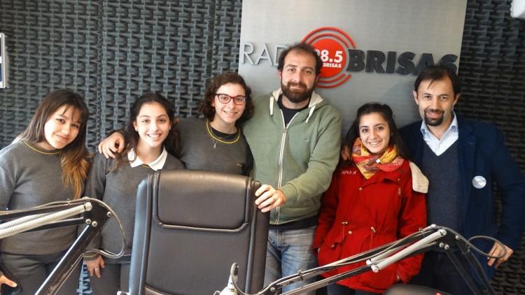 El Grupo de Investigación de Historia Oral y Regional del Jesús Obrero estuvo en Radio Brisas