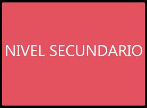 Nivel Secundario PNG