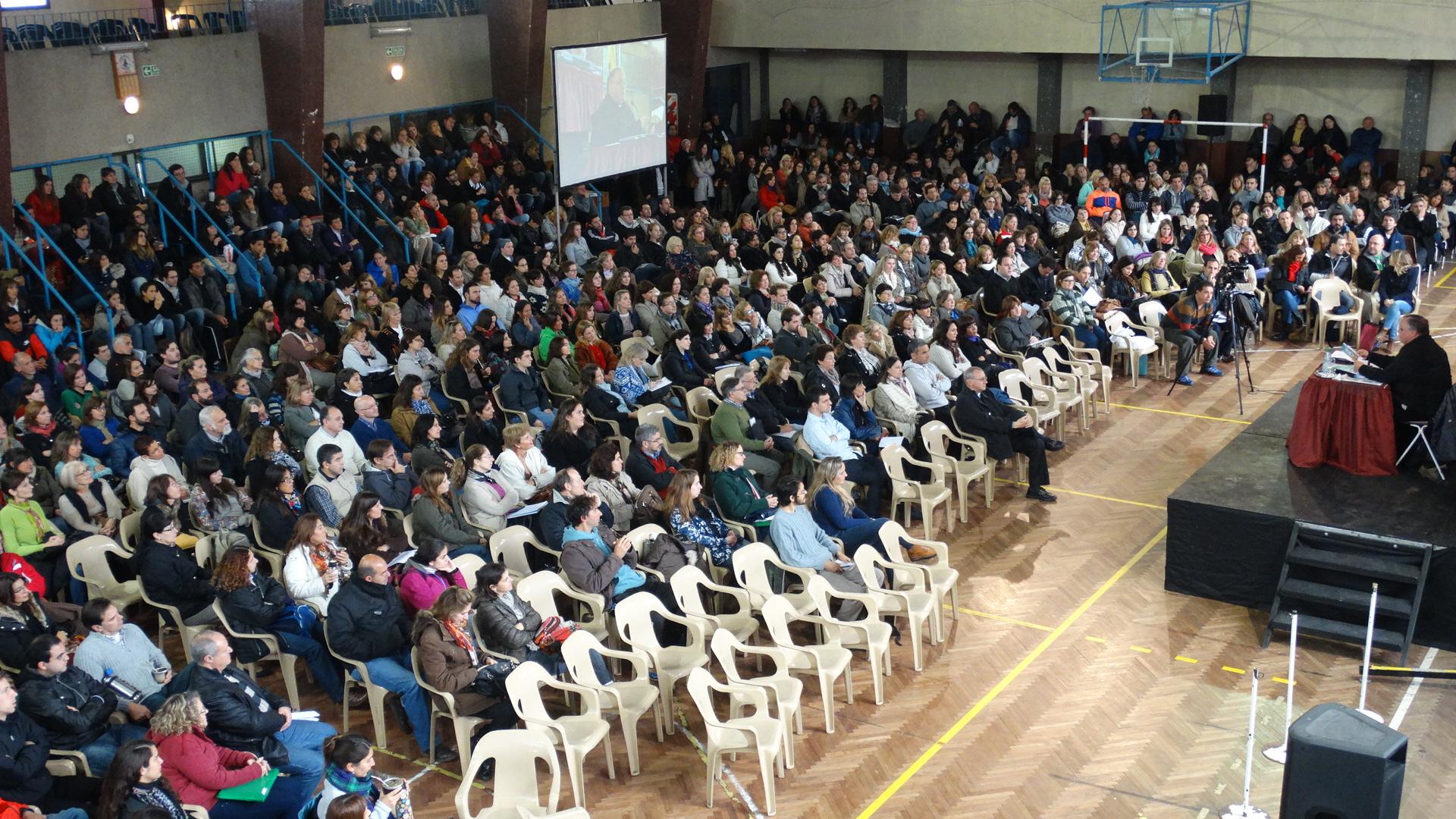 Se realizó la IX Jornada de Educación para el Amor y la Familia