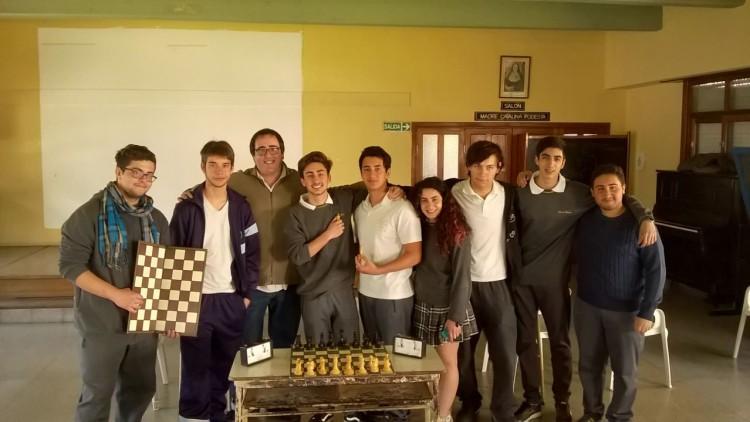 Resultados finales de ajedrez