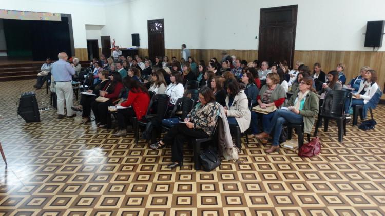 Se realizó una nueva reunión de los equipos de conducción de Escuelas de JuREC