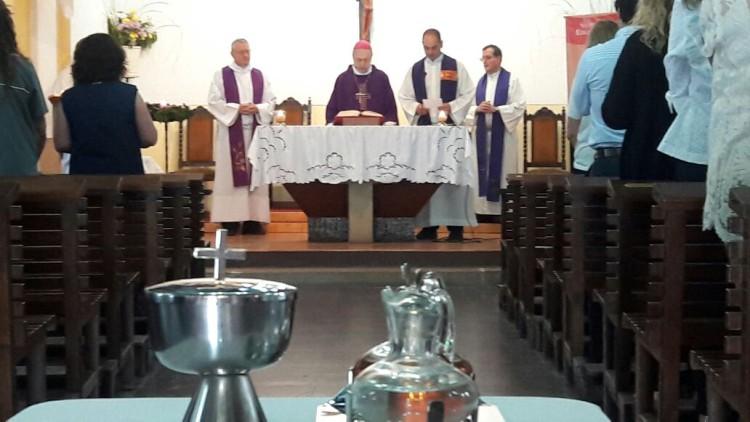Monseñor Marino dio cierre al ciclo lectivo 2016