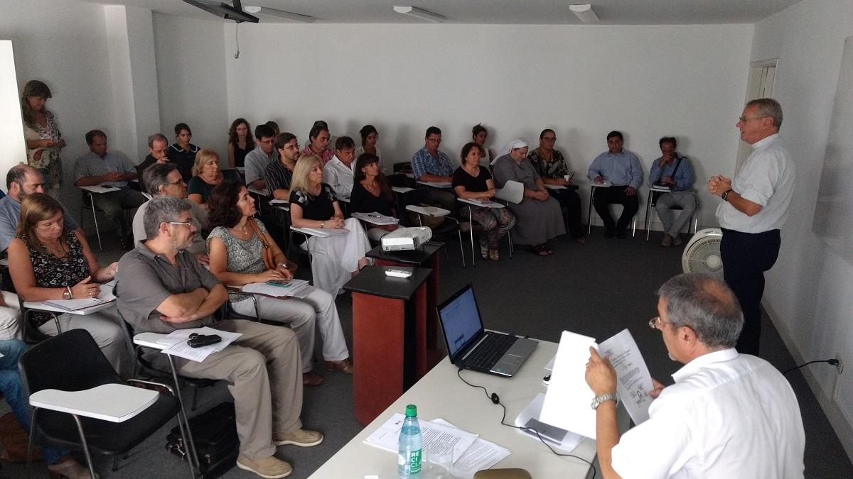 Reunión de Representantes Legales de Escuelas Católicas de la Diócesis de Mar del Plata