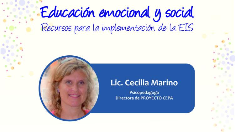 """Charla para padres, docentes y agentes de pastoral sobre """"Educación emocional y social"""""""