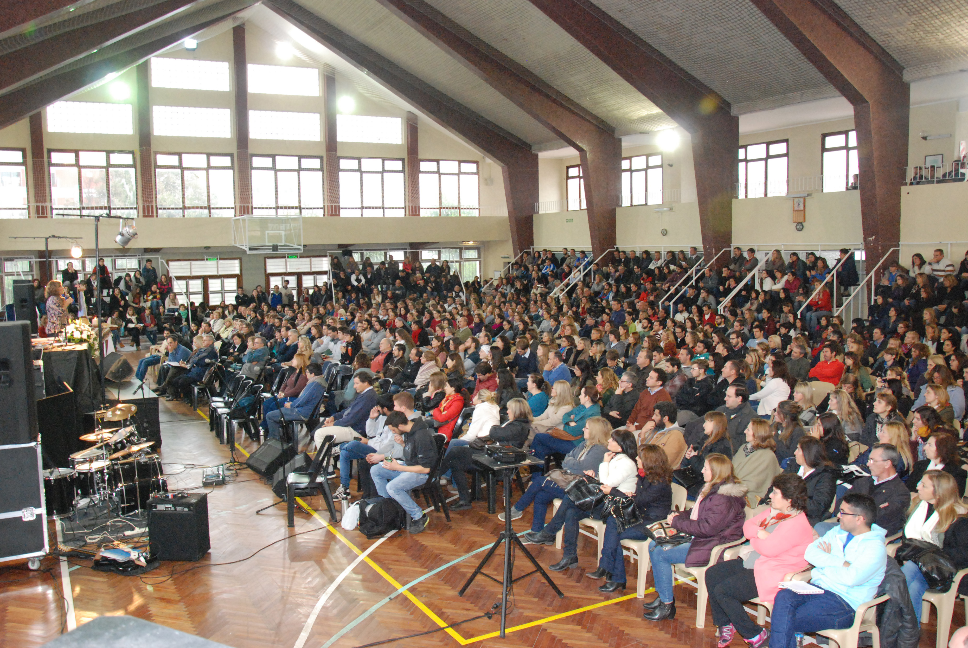 """La JuREC capacitó a sus docentes en """"Educación Emocional"""""""