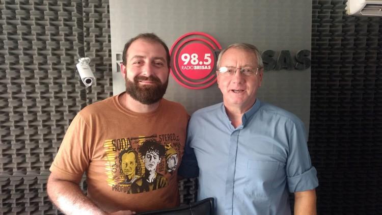 """Arrancó """"La Escuela va a la Radio 2017"""""""