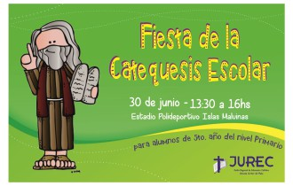 30 de junio: Fiesta de la Catequesis Escolar