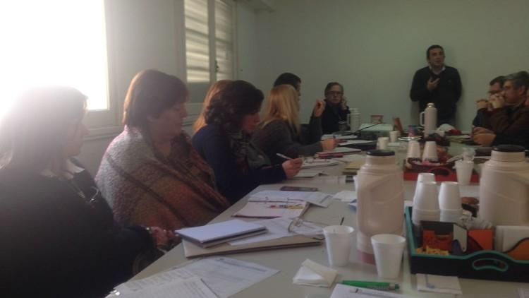 Se realizó una nueva reunión de Representantes Legales de Colegios del Obispado