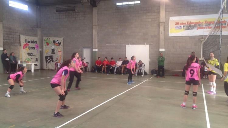 Comenzó la 12° edición del Encuentro Deportivo y Cultural de Colegios Católicos