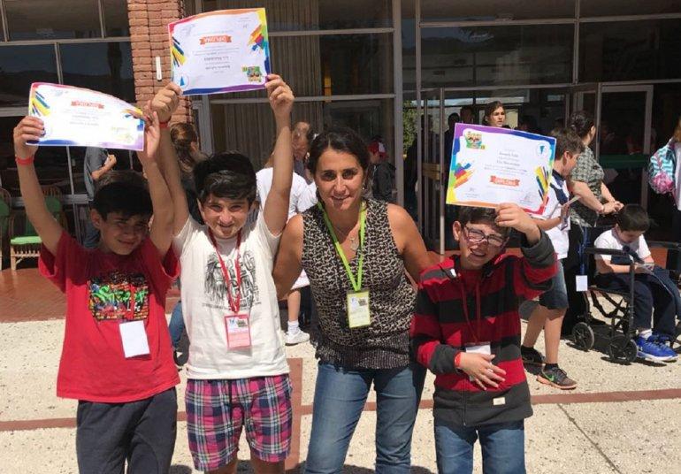 Alumnos del Colegio Nuestra Señora del Carmen ganaron una olimpiada de matemática en Córdoba