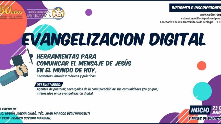 Evangelización digital: Herramientas para comunicar el mensaje de Jesús en el mundo de hoy