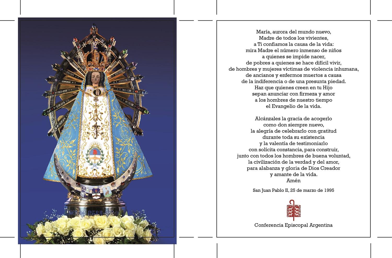 Material para la misa del 8 de julio