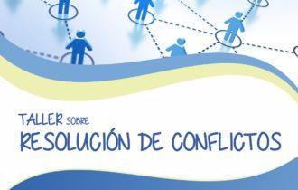 Abierta la inscripción para el taller de Resolución de Conflictos