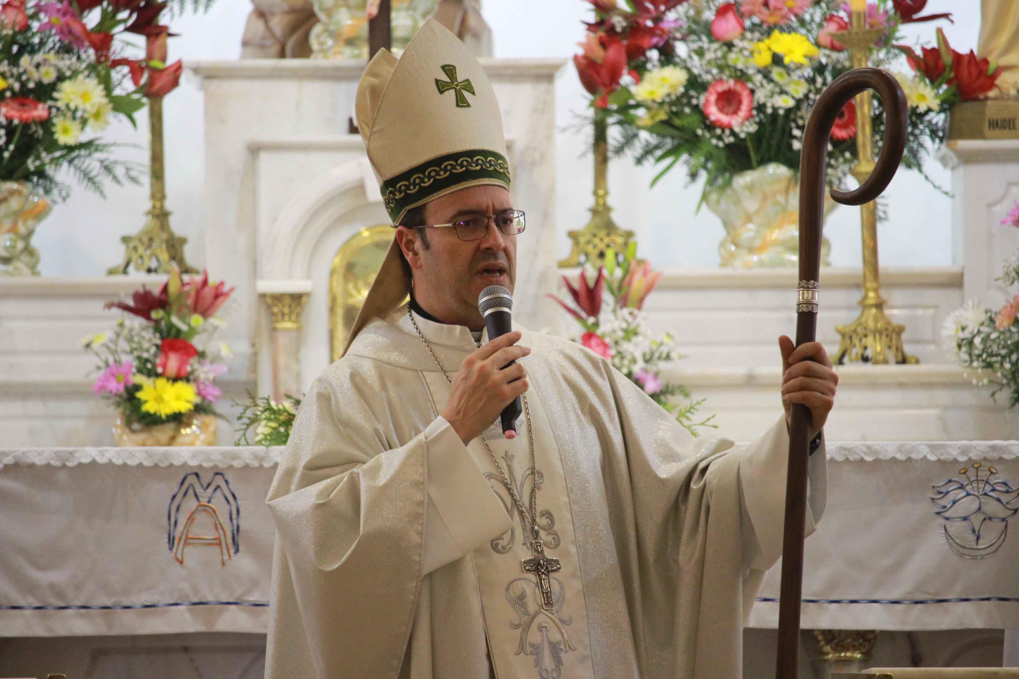 Mensaje del obispo por el Día del Maestro