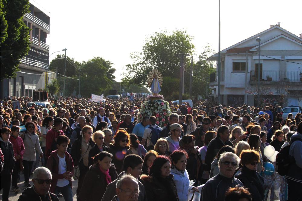 Con una participación récord, se realizó la multitudinaria 45° Marcha de la Esperanza