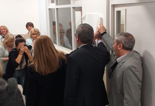 Homenajearon a la docente Coca Maggi en el Colegio Sagrada Familia