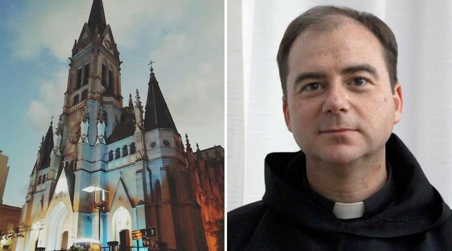 El 28 de diciembre será la consagración episcopal de Monseñor Darío Quintana