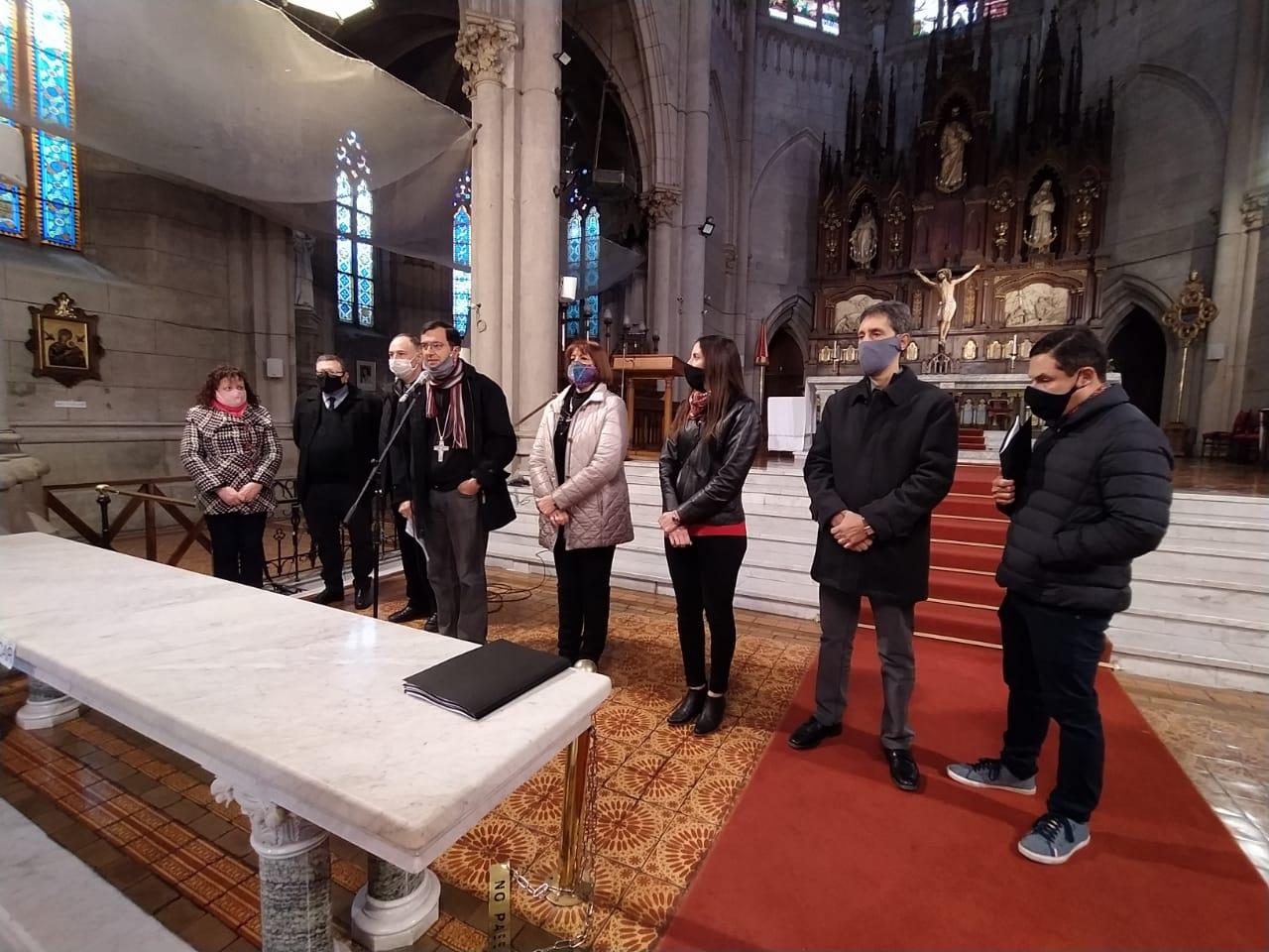 Crean instrumentos para prevenir abuso sexual y violencia en la Iglesia marplatense