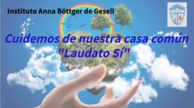 Alumnos del Colegio Anna Bottger presentaron su proyecto en «Del deshecho al hecho»