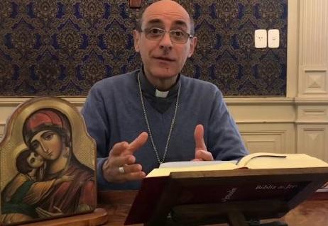Mensaje de Monseñor Fernández para los docentes