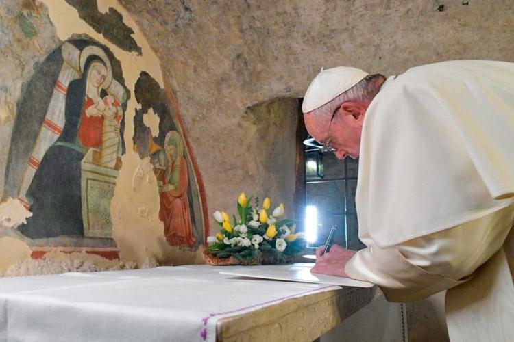 """""""Fratelli tutti"""": la nueva encíclica del Papa Francisco"""
