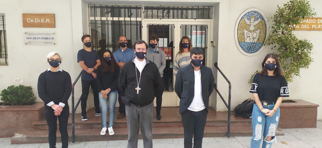 Se conformó la Federación de Estudiantes Católicos de la diócesis
