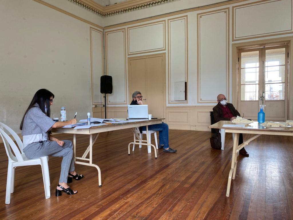 JuREC Mar del Plata se reunió con la mirada en el inicio de clases